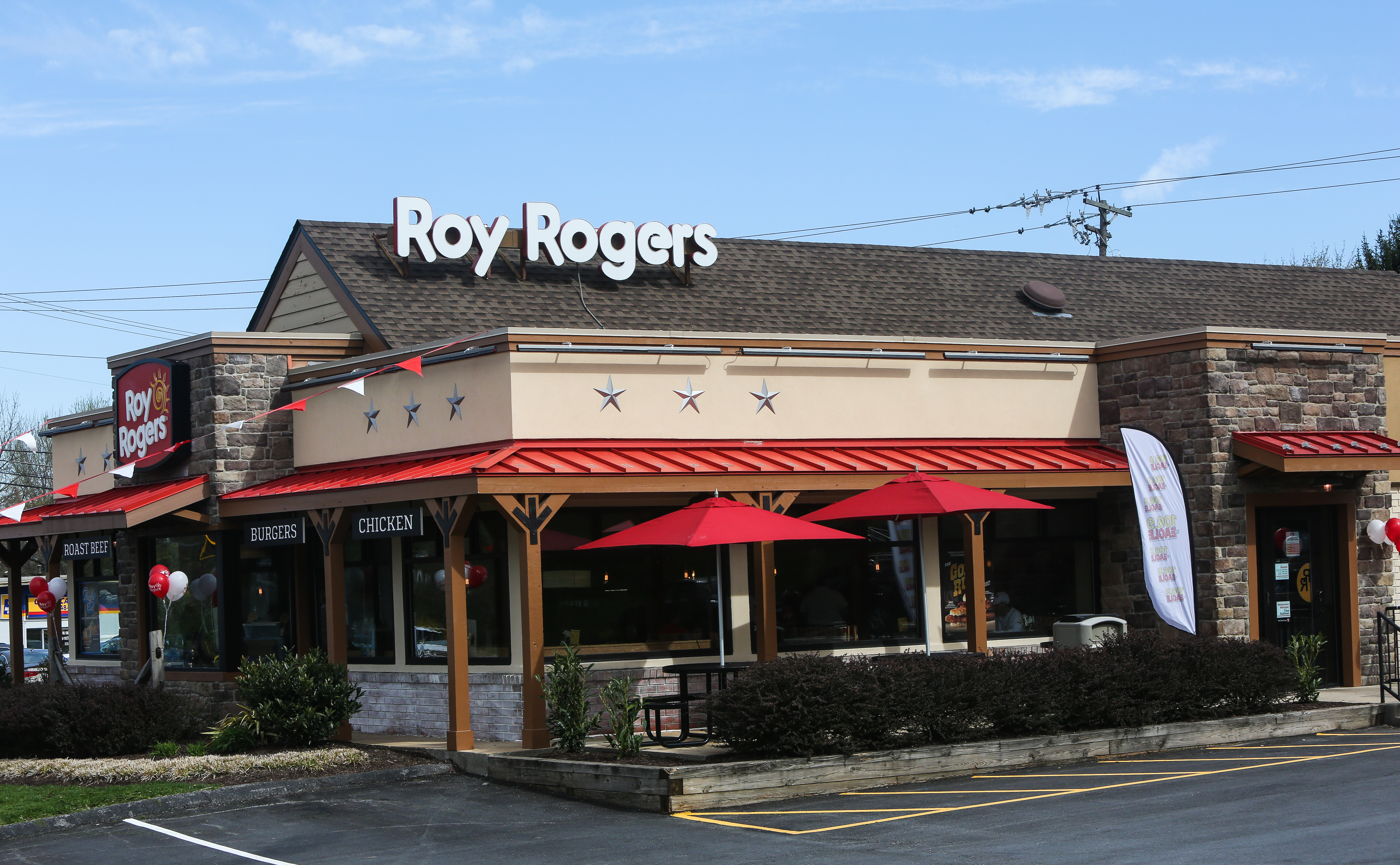 Roy Rogers Westminster