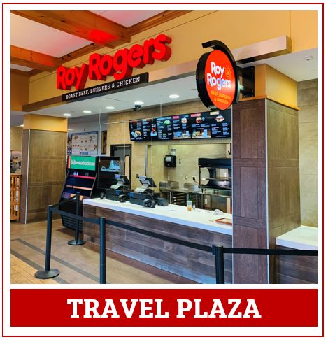 Roy Rogers South Midway Travel Plaza