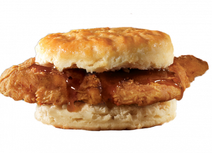 Roy Rogers Gold Rush Chicken Biscuit
