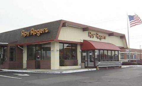 Roy Rogers sold to Hardee's